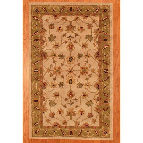 Herat Oriental Indo Mahal Rust Rug