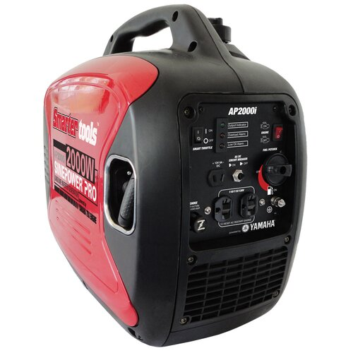 Smarter Tools 2000 Watt Gas Invertor Generator with Yamaha engine