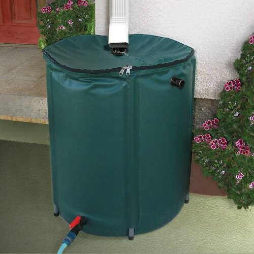 JJ International Rain Barrel