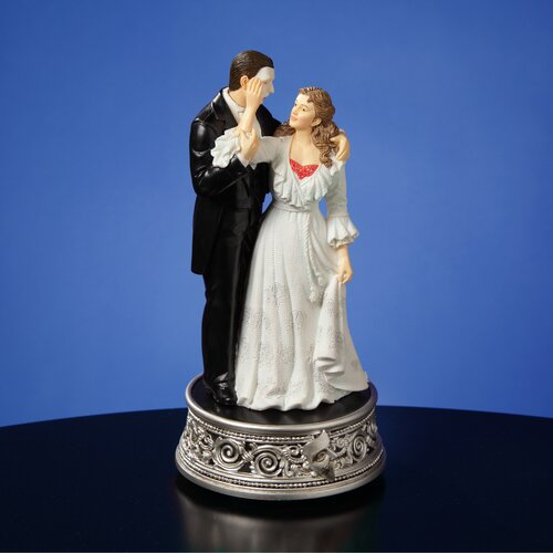 Phantom and Christine 25 Years Figurine