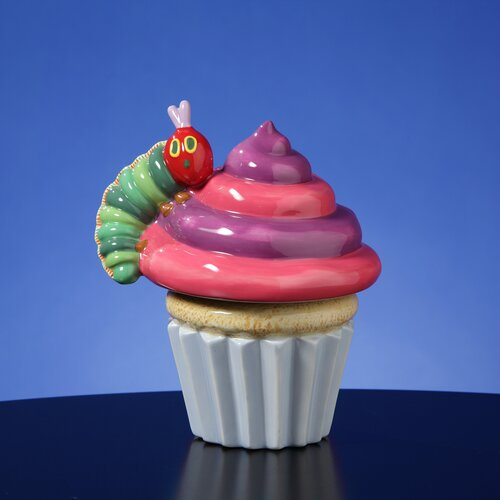 San Francisco Music Box The Very Hungry Caterpillar Rotating Figurine
