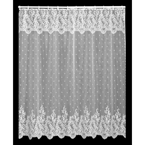 Heritage Lace Floret Polyester Shower Curtain Amp Reviews