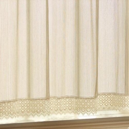 Heritage Lace Chelsea Rod Pocket Curtain Single Panel