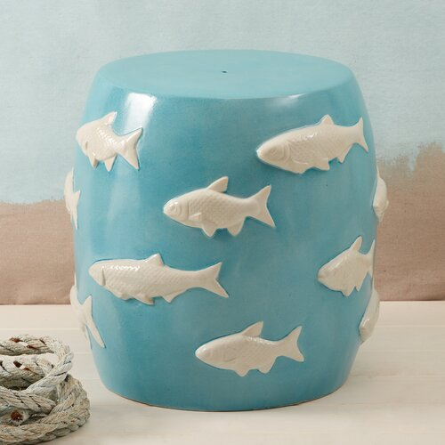 Aquatic Jean Dange Garden Stool