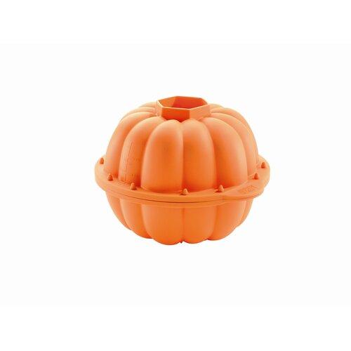 3-D Pumpkin Mold