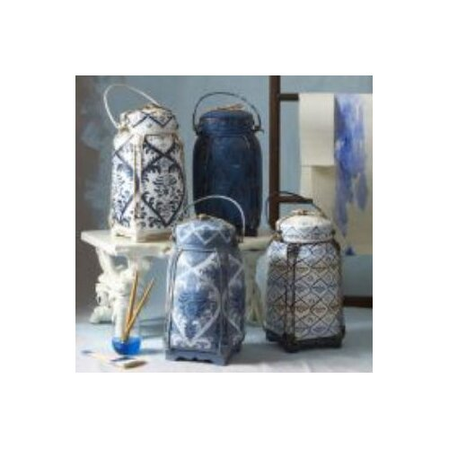 Tozai 4 Piece Decorative Rice Jar Set