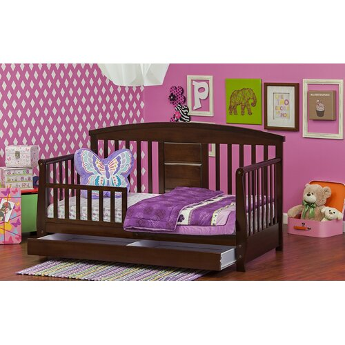 Dream On Me Deluxe Toddler Daybed With Storage Amp Reviews