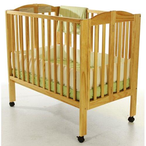 Dream On Me Portable Folding Convertible Crib