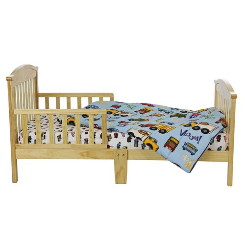 Dream On Me Mission Toddler Bed