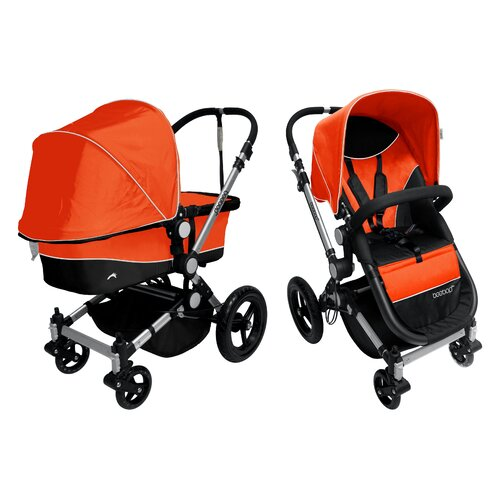 Acrobat Terrain Stroller and Bassine