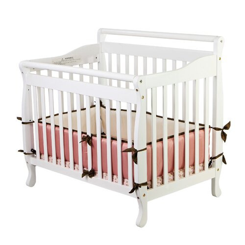 Dream On Me Portable Convertible Crib