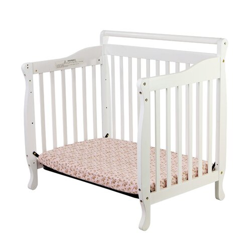 Dream On Me Portable Convertible Crib
