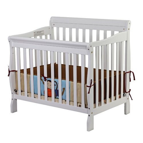 Dream On Me Aden Mini Convertible Crib