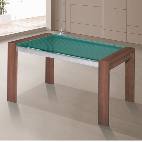 Modway Lakeshore Wood Dining Table