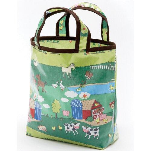Barnyard Sunday Tote Diaper Bag