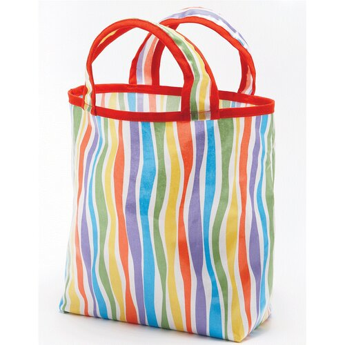 AM PM Kids! Stripes Mini Sunday Tote Diaper Bag