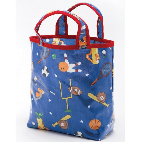 Sports Sunday Tote Diaper Bag