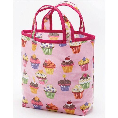 Cupcakes Sunday Tote Diaper Bag