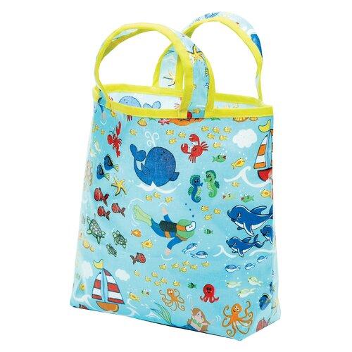 Sea Life Sunday Tote Diaper Bag