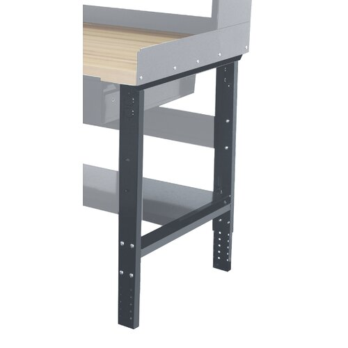Hallowell Workbench Adjustable Leg