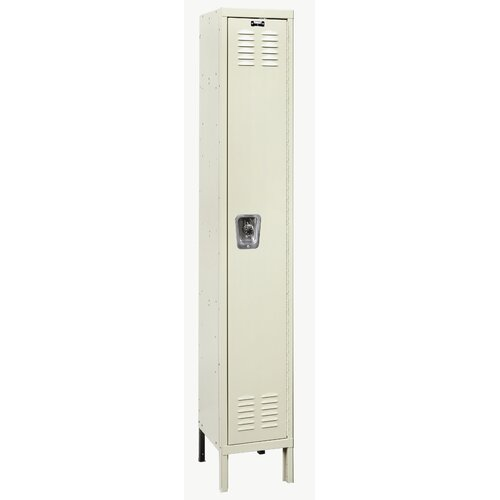 Hallowell ReadyBuilt 1 Tier 1 Wide Contemporary Locker