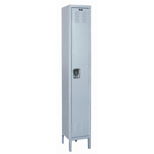 Hallowell MedSafe Locker Single Tier 1 Wide (Knock-Down)