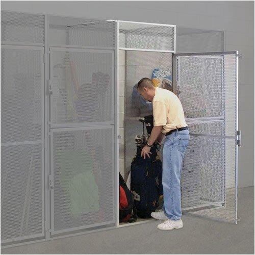 Hallowell Single Tier Bulk Storage Locker (Adder)