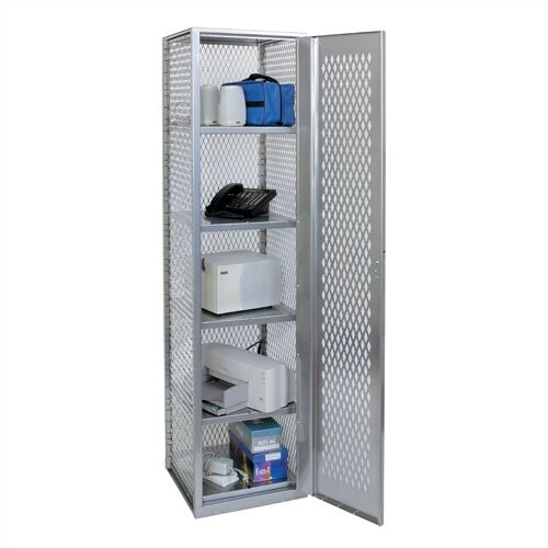 Hallowell Visibility All-Welded Stock Locker