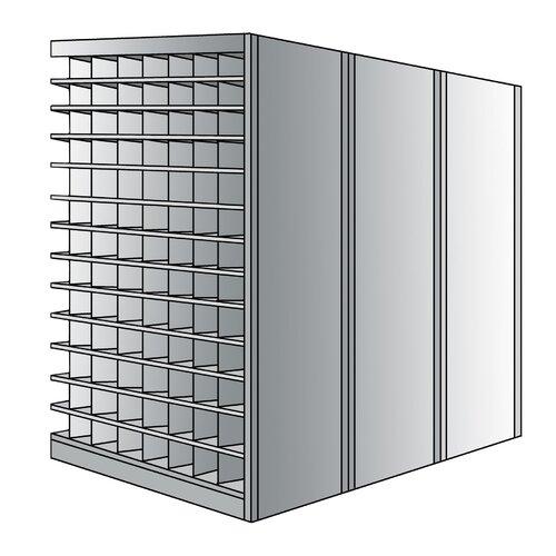 "Hallowell 87"" H 13 Shelf Shelving Unit Add-on"