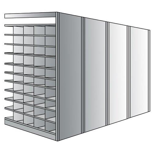 "Hallowell 87"" H 11 Shelf Shelving Unit Add-on"