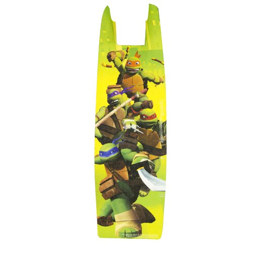 Bravo Sports Teenage Mutant Ninja Turtles Folding Torpedo Scooter