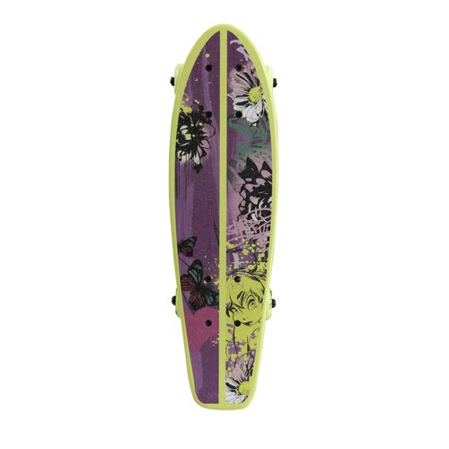 "Bravo Sports Disney Fairies Cruiser 21"" Complete Skateboard"