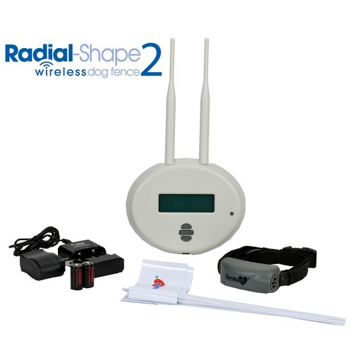 Havahart Wireless Radial Shape 2 Wireless Dog Electric Fence