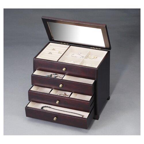 HomePointe Jewelry Box