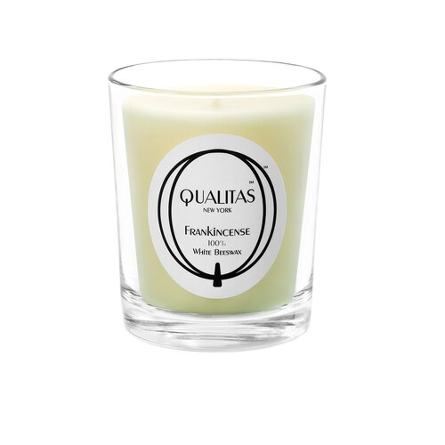 Beeswax Frankincense Scented Candle