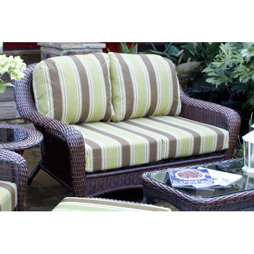 Tortuga Outdoor Lexington Loveseat