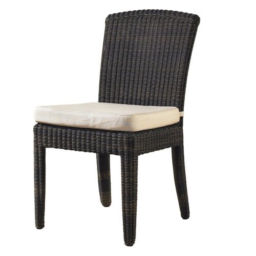 Padmas Plantation Outdoor Bay Harbor Dining Side Chair