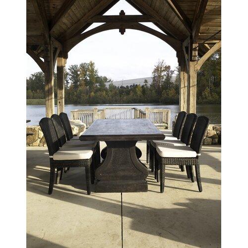 Padmas Plantation Outdoor Bay Harbor Dining Side Chair