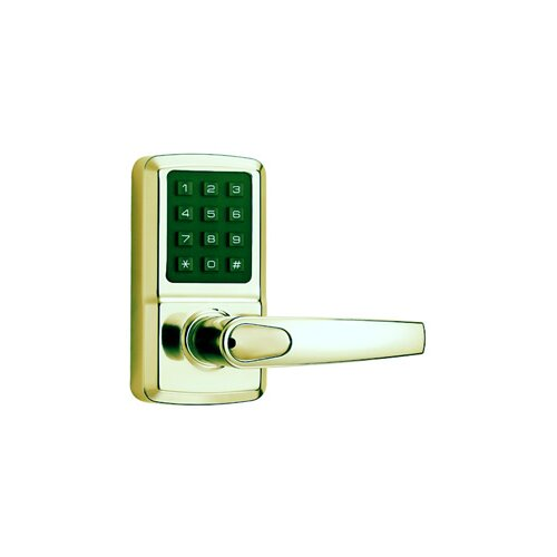 Privex Door Lever with Digital Lock