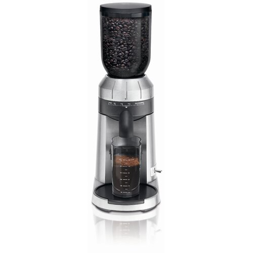 Die Cast Conical Electric Burr Coffee Grinder
