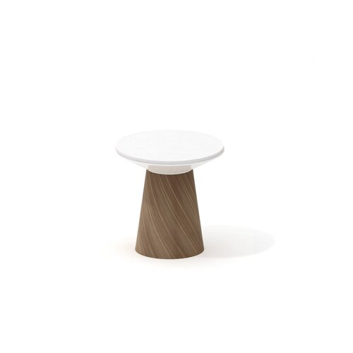 """Steelcase turnstone® Campfire 25"""" Round Gathering Table"""
