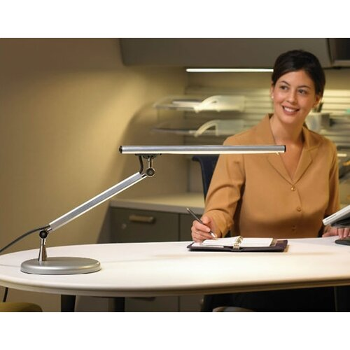 "Steelcase Personal Underline Task 20"" H Table Lamp"
