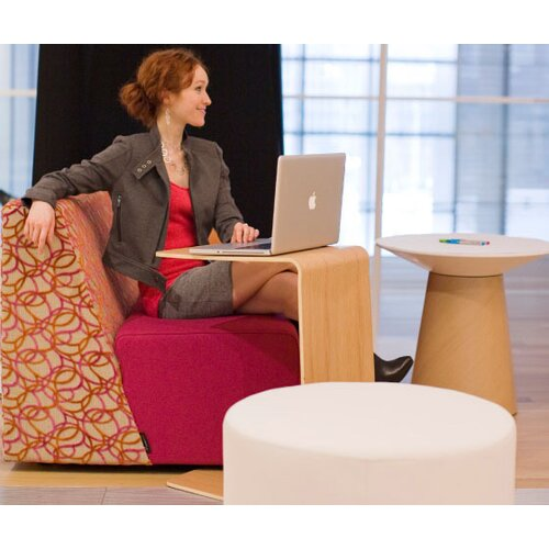 Steelcase Turnstone Campfire Patterned Big Lounge