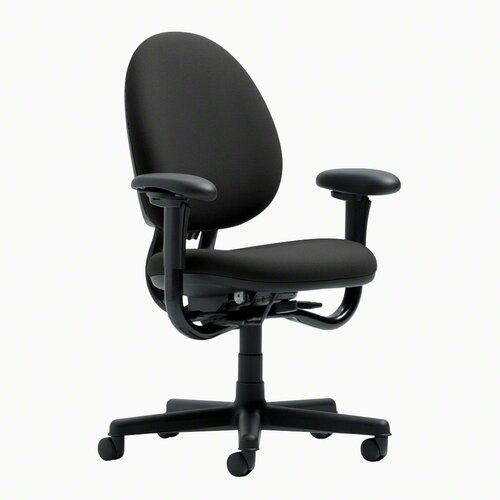 Steelcase Criterion High-Back Pneumatic Upholstered Office Chair
