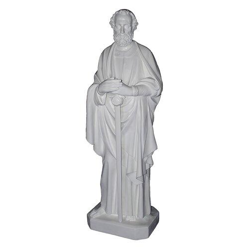 Amedeo Design ResinStone Saint Paul Statue