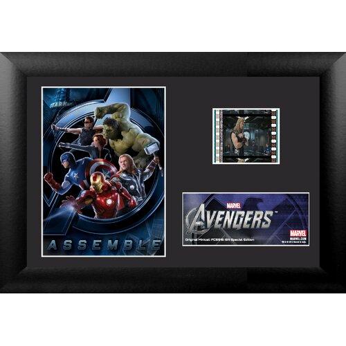 Avengers Mini FilmCell Presentation Framed Memorabilia
