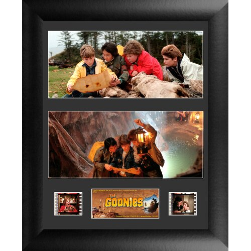The Goonies Double FilmCell Presentation Framed Memorabilia