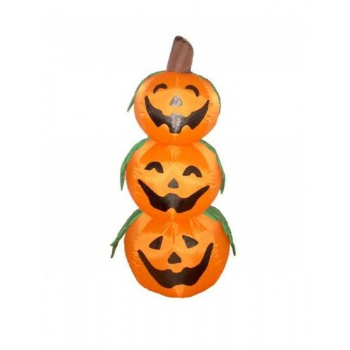 BZB Goods Halloween Inflatable 3 Pumpkins Decoration