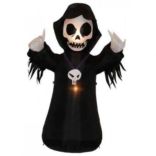 Halloween Inflatable Grim Reaper Decoration