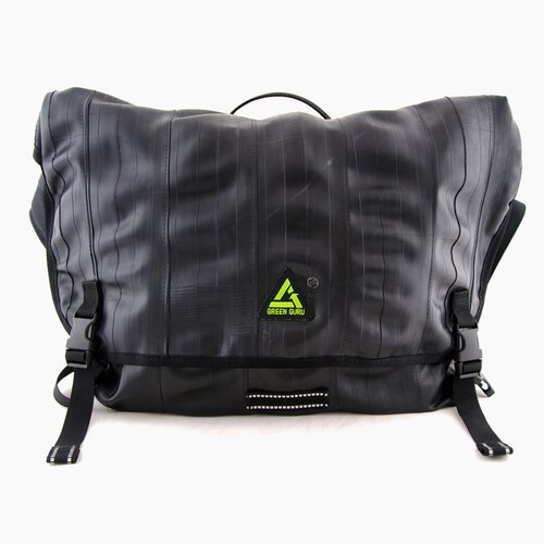 Green Guru Messenger Bag